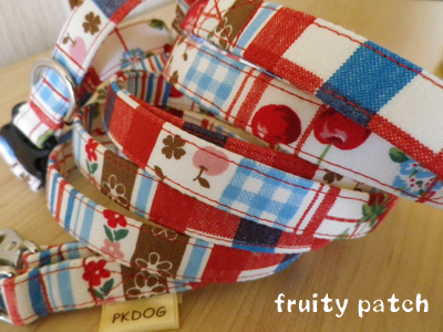 画像1: fruity patch