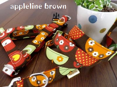 画像4: apple line brown