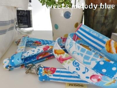 画像1: sweets melody blue