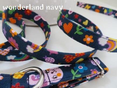 画像3: wonderland navy
