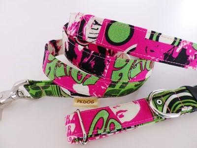 画像1: 【カラー&リード2.0幅】psychedelic pink