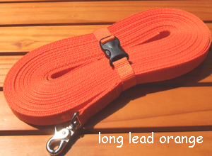 画像1: Long Lead orange