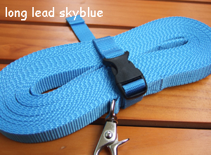 画像1: Long Lead skyblue