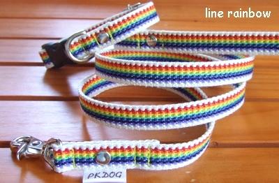画像1: ラインシリーズ rainbow