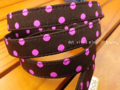 画像1: ★dot vivid pink