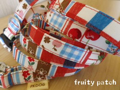 画像1: fruity patch