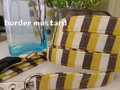 画像1: border mustard