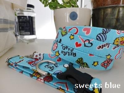 画像1: sweets blue