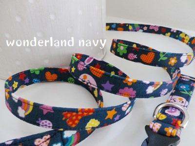 画像1: wonderland navy