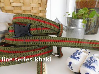 画像2: ラインシリーズ khaki