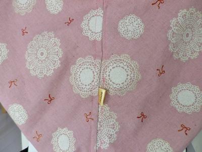 画像1: 【スリング】lace lace pink