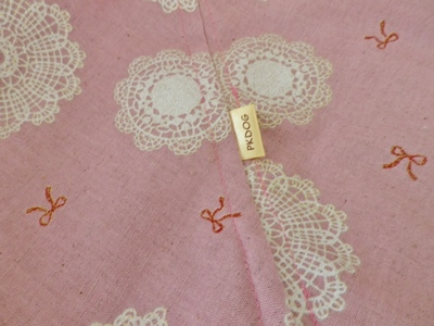 画像3: 【スリング】lace lace pink