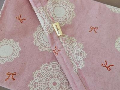 画像2: 【スリング】lace lace pink