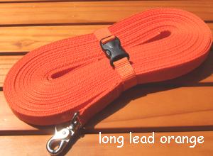 画像1: Long Lead orange